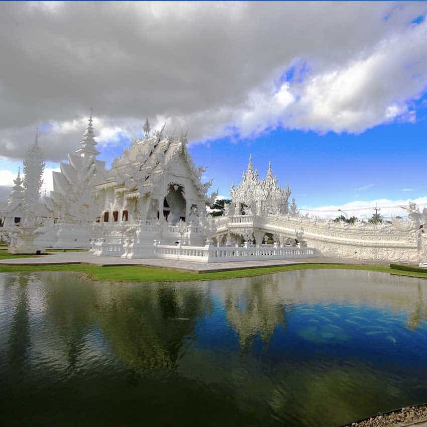 Temples of Thailand